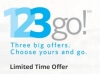 123 GO Sale